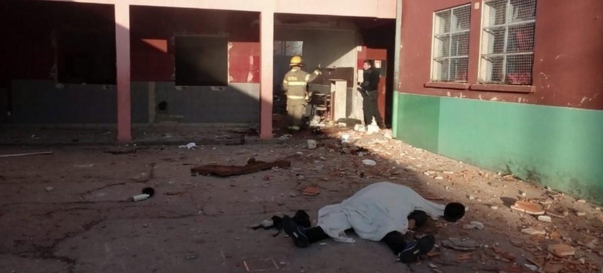 Muertes en la Escuela N° 49 de Moreno: reparto de culpas por algo que debería haberse evitado