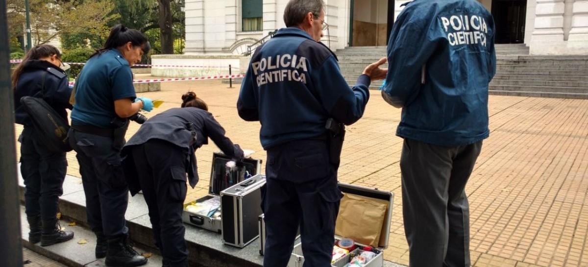 La  ciudad de La Plata no sale de la conmoción que generó una nueva salidera bancaria