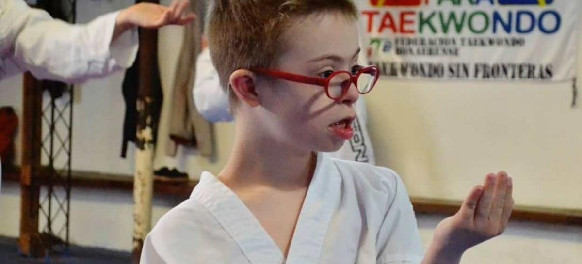 El Para-Taekwondo, de la mano de muchas personas, comienza a ser más visible