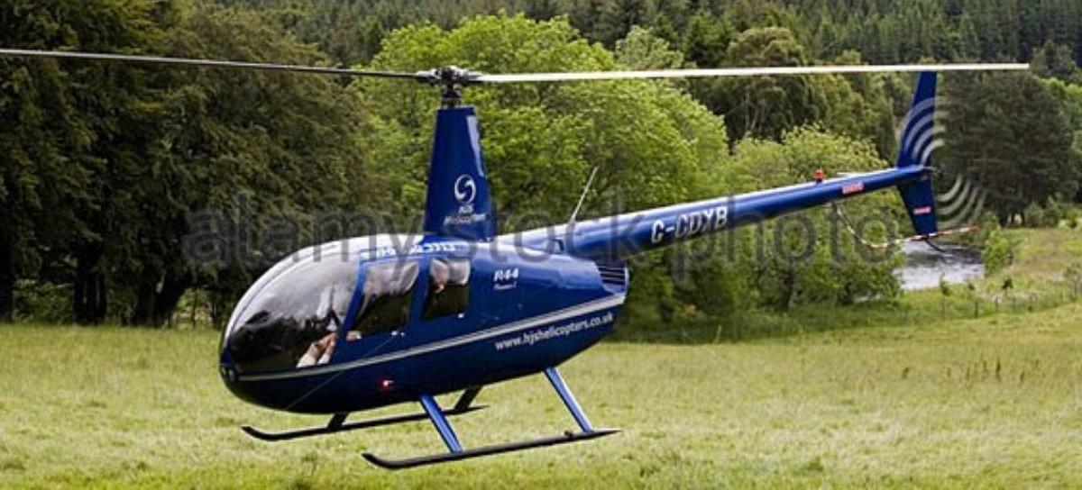 """Denuncian en Asuntos Internos de la """"Bonaerense"""" una supuesta contratación irregular de helicópteros"""
