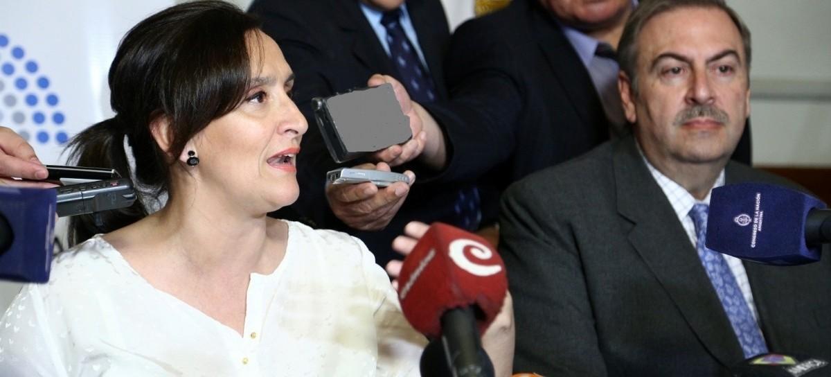 La Justicia exige a la vice Michetti que haga pública una auditoría de la obra social legislativa