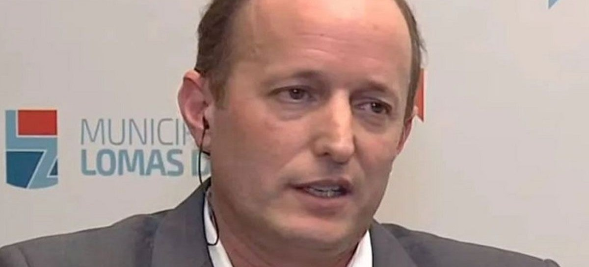 Martín Insaurralde fue dado de alta tras estar trece días internado por Coronavirus