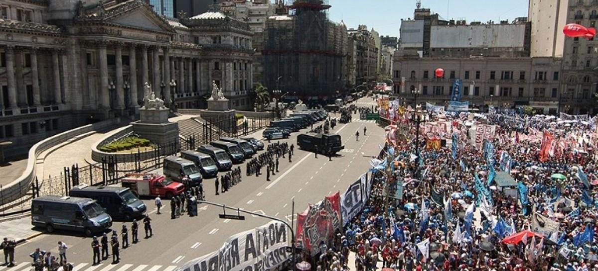 Diciembre, el mes que en Argentina es sinónimo de caos