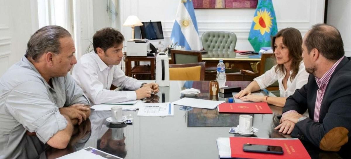 La ministra de Seguridad de la Nación salteó a Berni y toma decisiones por pedido de Kicillof