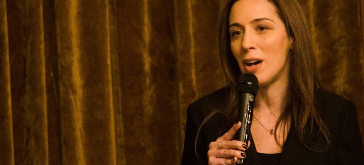 Empezó en la radio y terminó en la tevé: la gobernadora Vidal habló de sus convicciones anti aborto