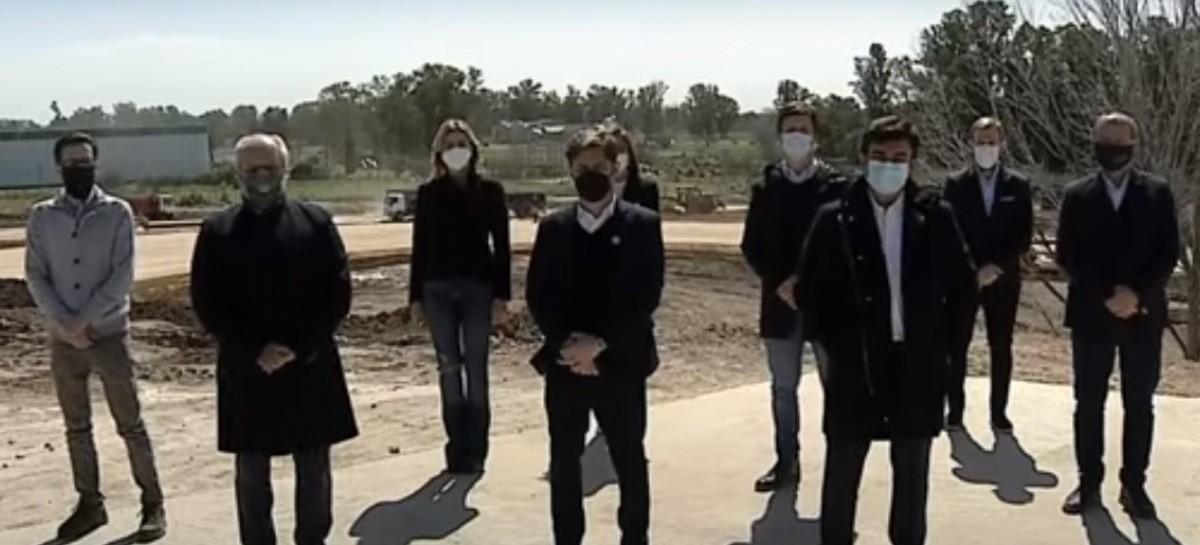 La provincia de Buenos Aires, entre las beneficiadas en la reactivación de obras públicas