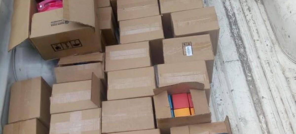 Para la Policía algo olía mal: robaban perfumes y los vendían por internet, pero lograron atraparlos