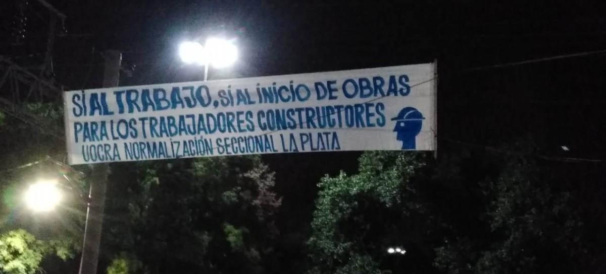 Preocupación en la Normalización Seccional UOCRA La Plata