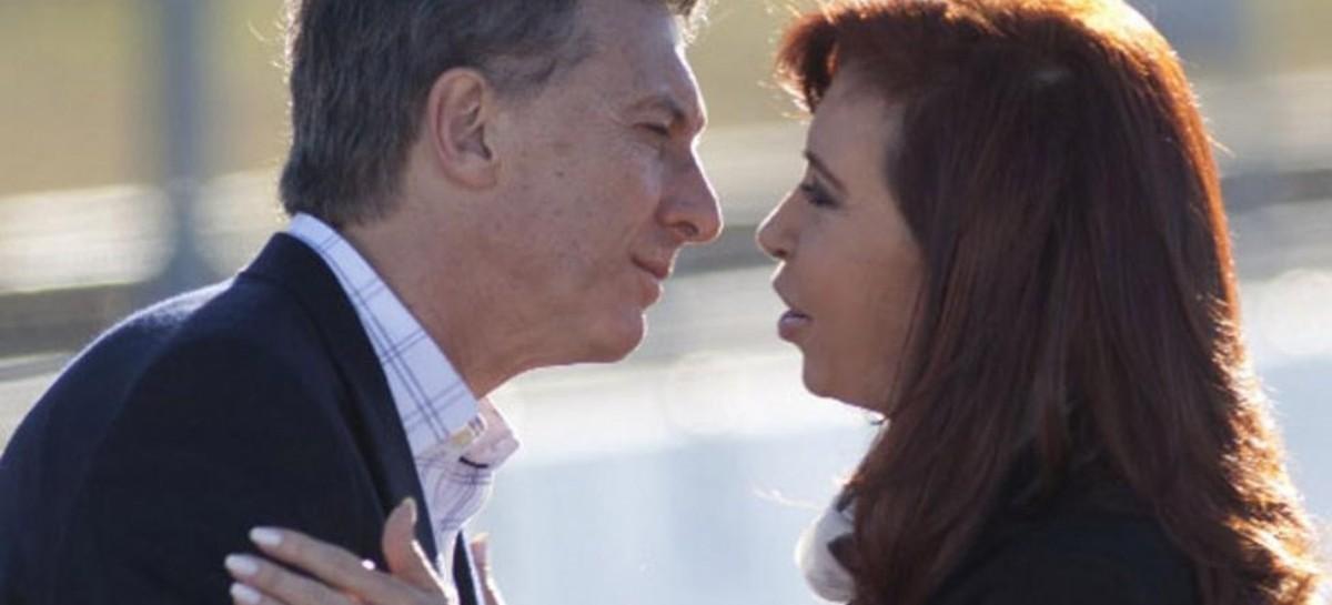 MACRI LO HIZO: nombró a Cristina Fernández de Kirchner y se armó la batahola política y verbal