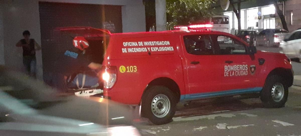 Atentaron e intentaron tomar la sede de UPSRA, el gremio del personal de seguridad