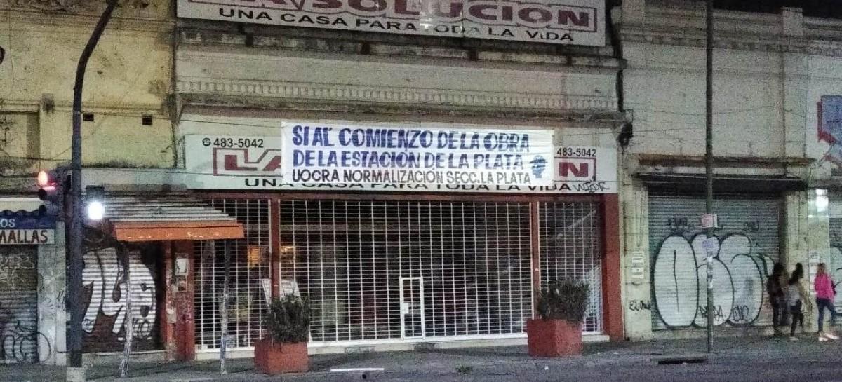 Obras que no empiezan y falta de decisión política: la Normalización de la UOCRA La Plata, en alerta
