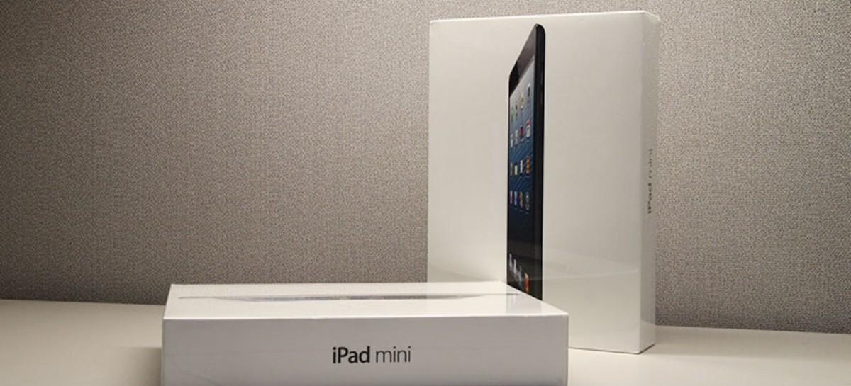Un bloguero raya, quema y dobla el nuevo iPad Mini para comprobar su resistencia