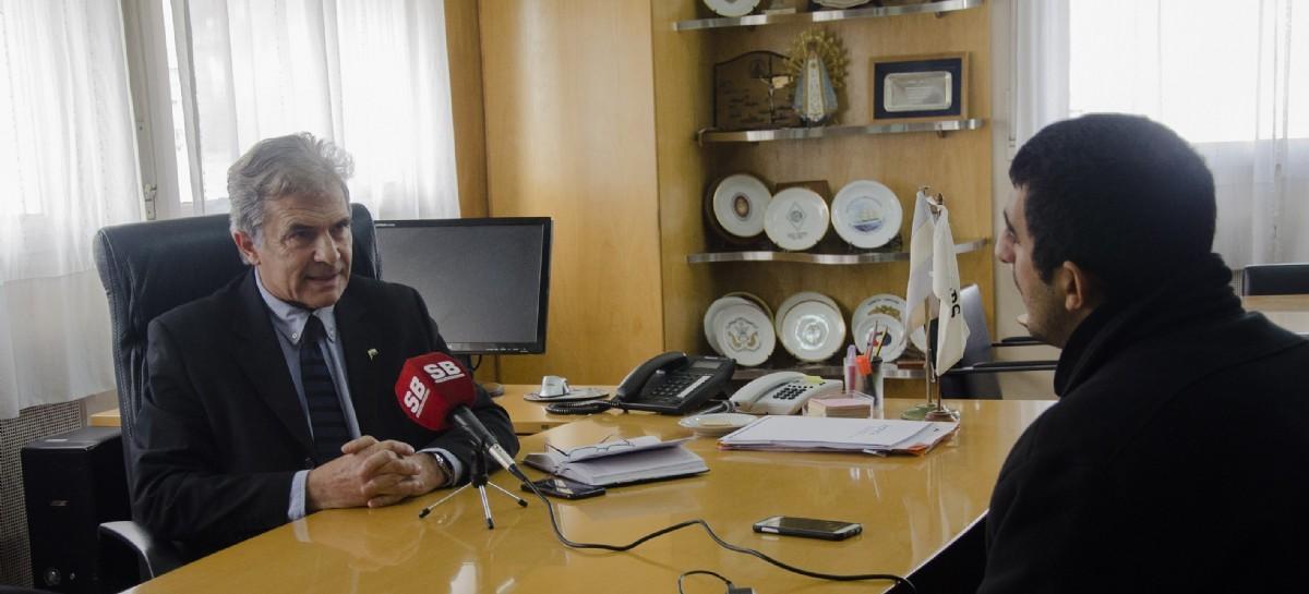 """Ernesto Gaspari: """"Buscamos un Astillero transparente y productivo"""""""