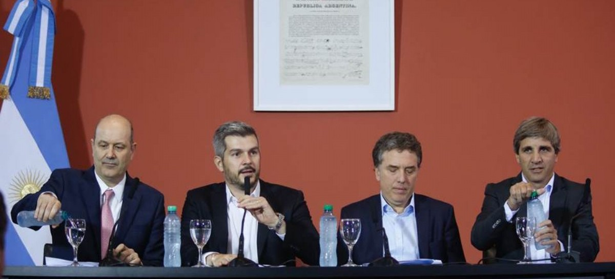 """""""Nosotros le jugamos al 15"""": el Gobierno apuesta a que ese número sea el de la inflación 2018"""
