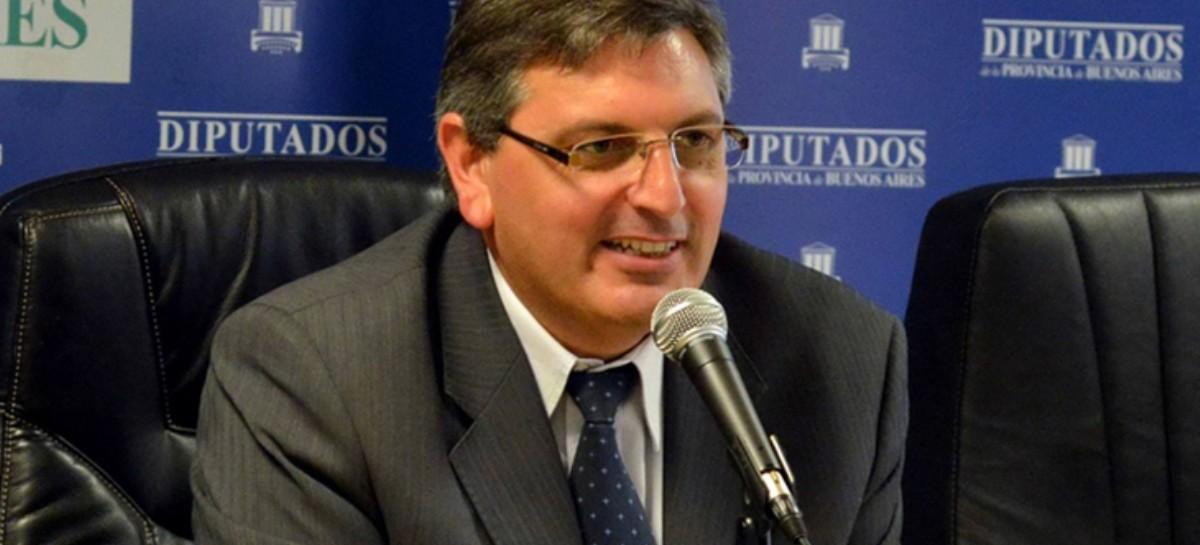 El diputado Walter Abarca busca que el Fondo de Infraestructura Municipal se convierta en ley