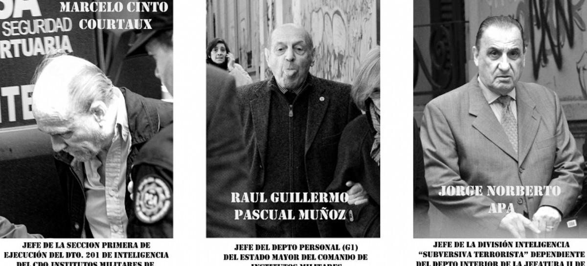 Comenzó en San Martín el juicio por la Causa Contraofensiva, delitos cometidos en 1979 y 1980