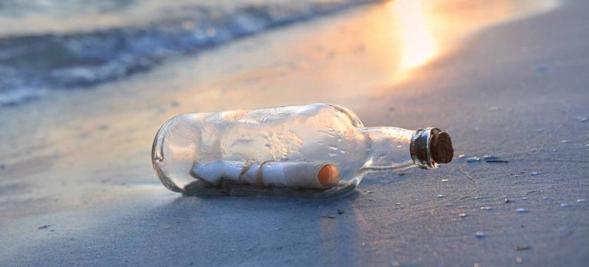 De Estados Unidos a Portugal: una botella con un mensaje en su interior atravesó el Océano Atlántico