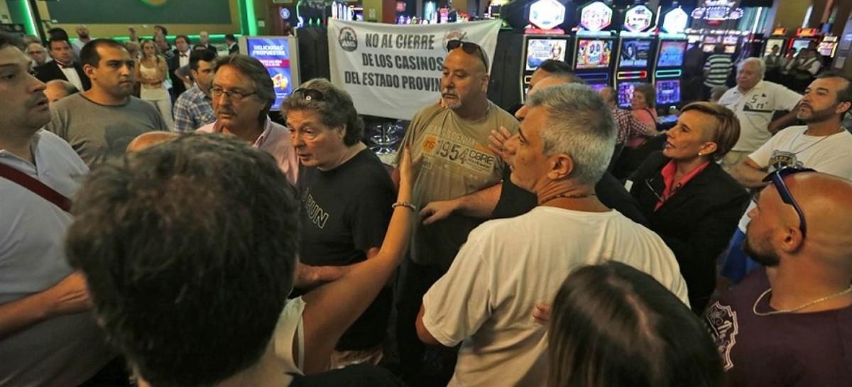 Mar del Plata: Empleados de casinos marcharán contra el cierre de salas