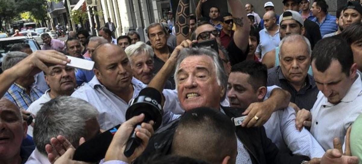 El PJ Nacional es un tembladeral: intervenido, atrincherado, custodiado y movilizado
