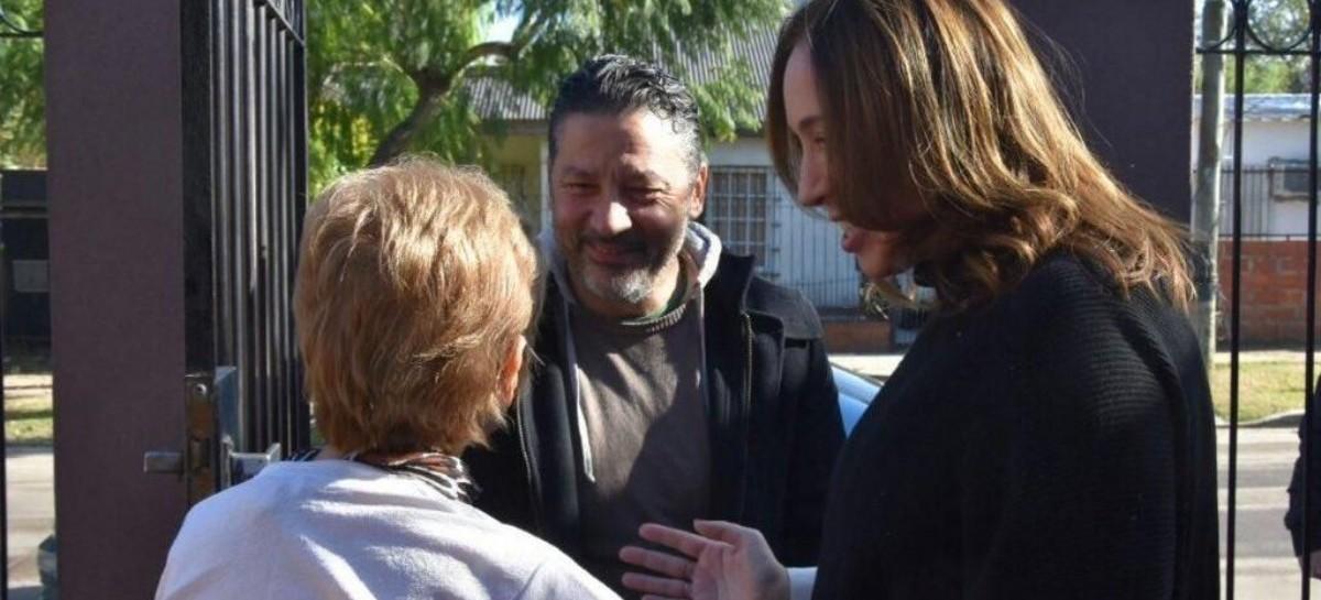 La gobernadora Vidal puso primera en la Primera