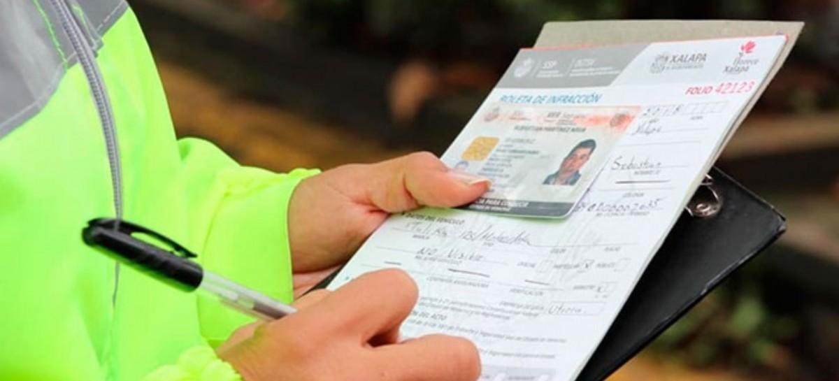Se encuentran vigentes los descuentos por multas de tránsito