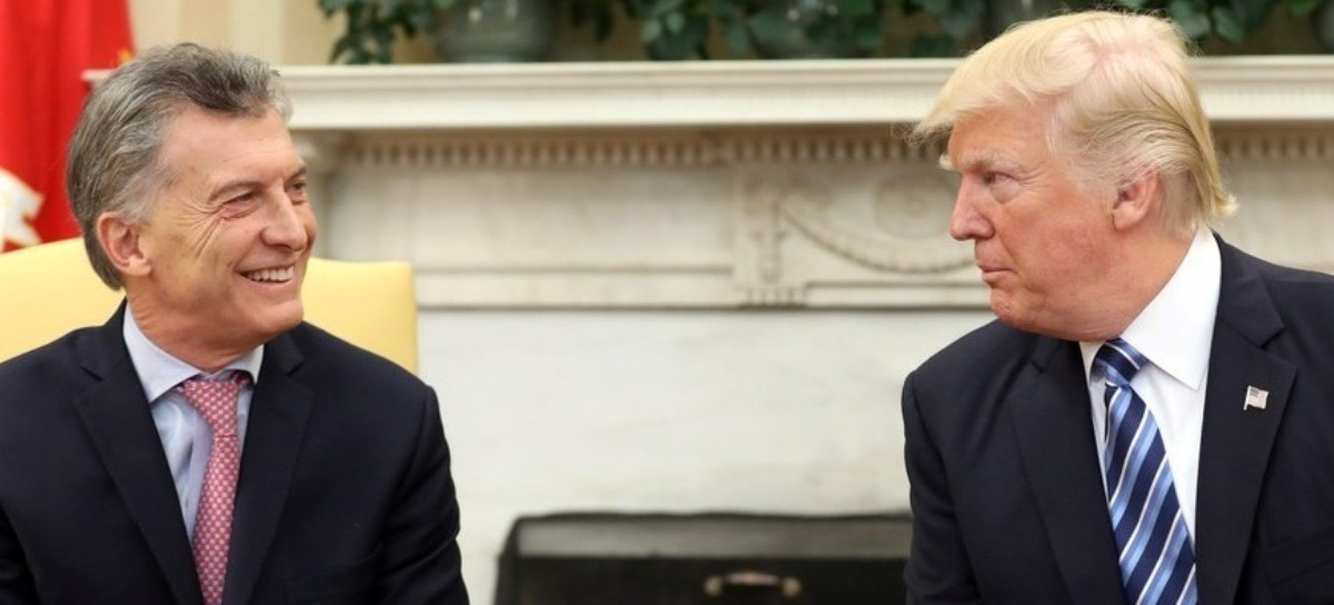 Si Trump apoya, en el Gobierno de Macri festejan