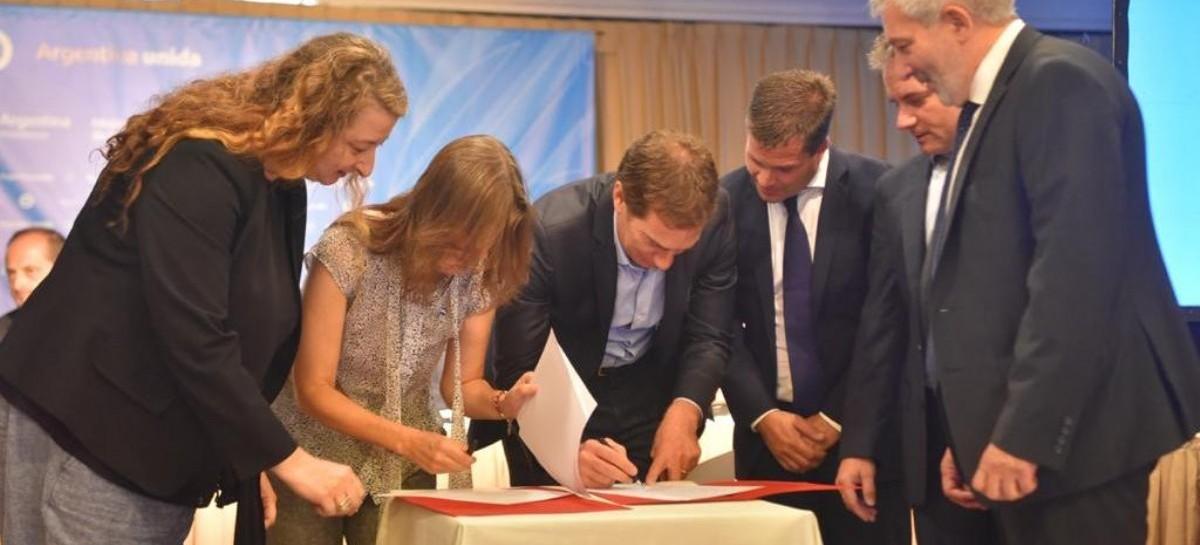 La ministra Sabina Frederic firmó el convenio de Seguridad para la Ciudad Autónoma de Buenos Aires