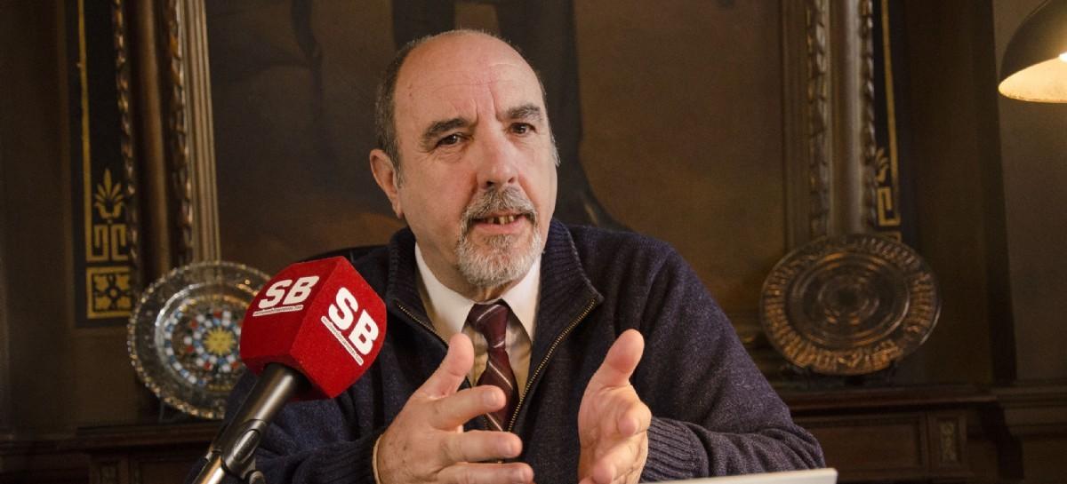 """Raúl Perdomo, presidente de la UNLP: """"Nuestra esencia es el consenso"""""""