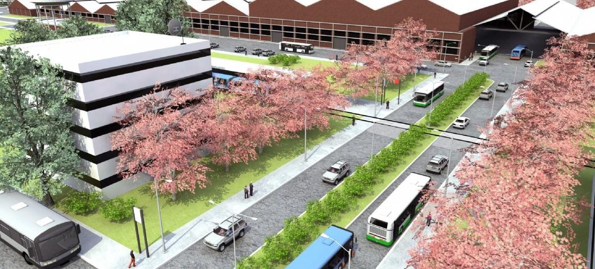 UNLP a la vanguardia: construirá un polo tecnológico y extenderá el recorrido del Tren Universitario