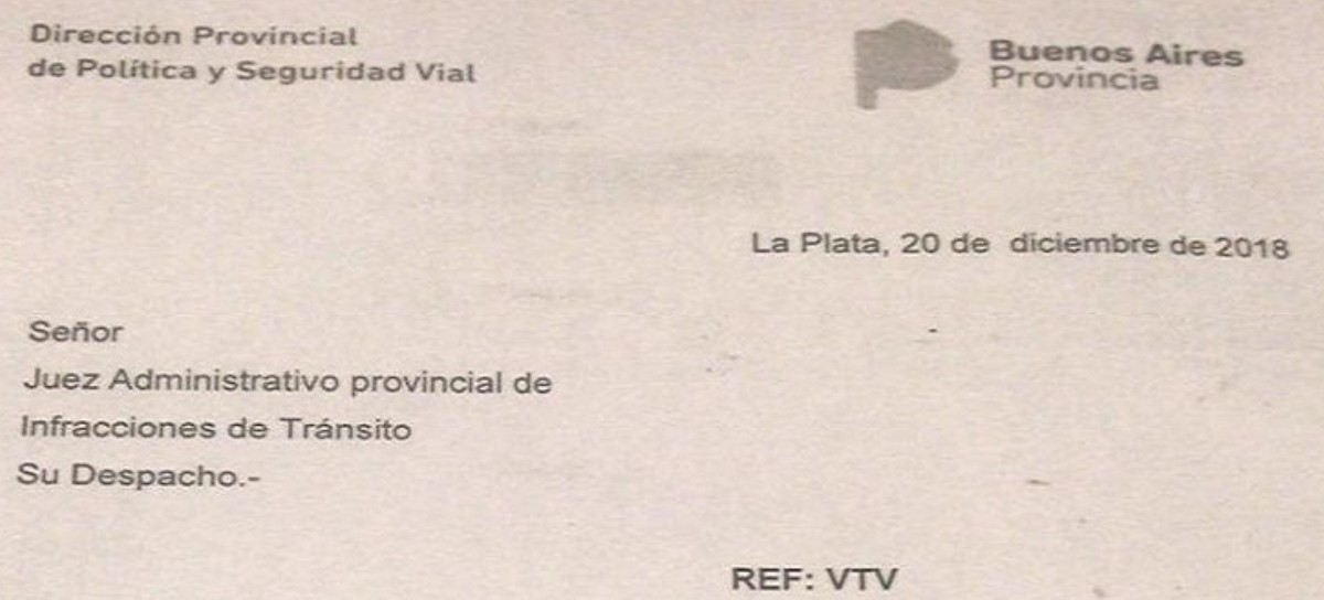 """¡Siga, siga!"": en los controles en rutas exigen la VTV solamente a los bonaerenses"