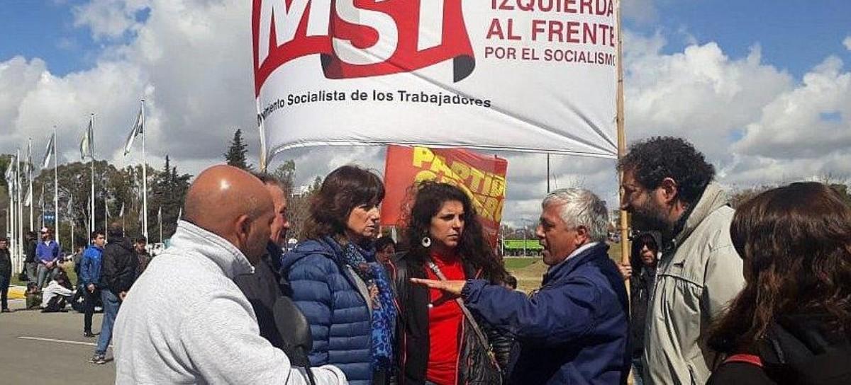 Dirigentes de izquierda proponen convocar a una Constituyente para desplazar a la gobernadora Vidal