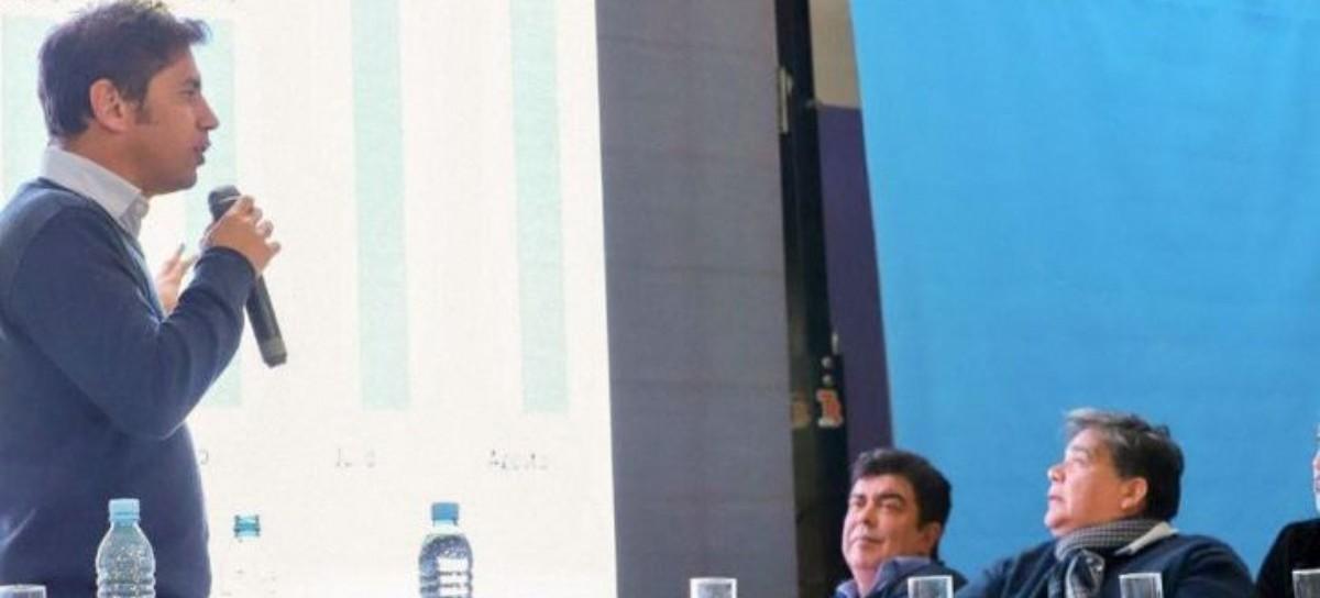 """""""Humildad, compromiso y no aflojar"""": el mensaje de Axel Kicillof a intendentes y candidatos"""