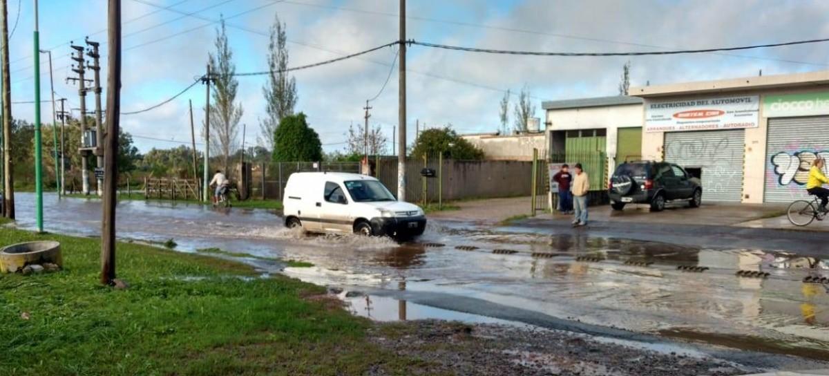 Inundaciones en La Plata: habló el intendente Julio Garro pero no calmó la indignación de vecinos