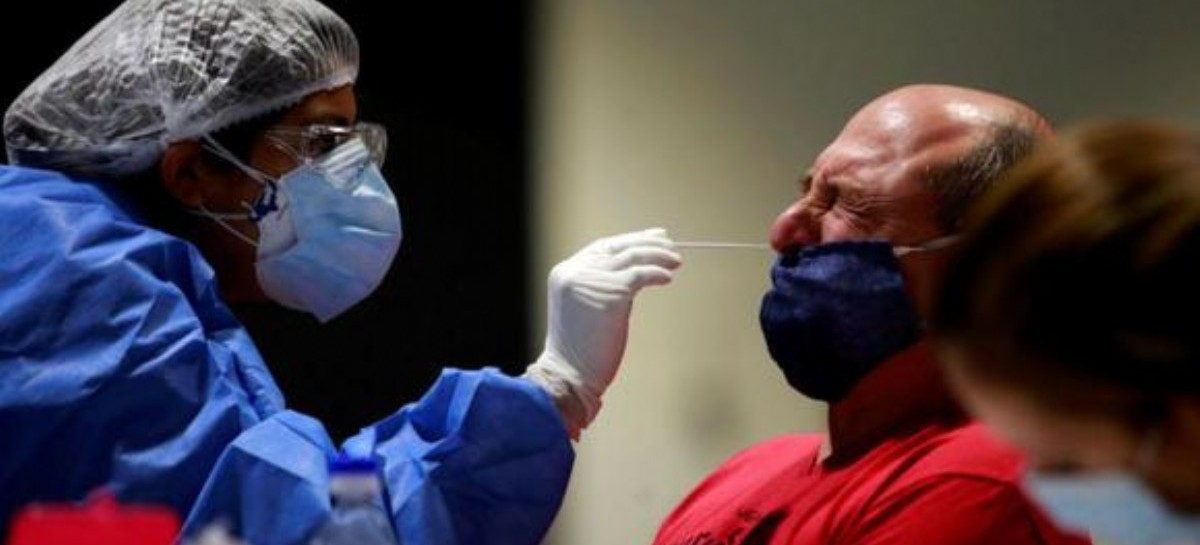 Los contagios por Coronavirus no dan tregua y marcan un nuevo y lamentable récord: 22.039 casos