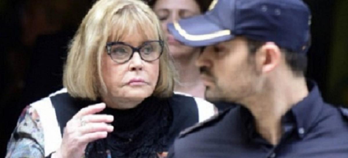 """María Romilda Servini """"Que Encubría"""": así fue encabezada, y recibida, una denuncia en Comodoro Py"""
