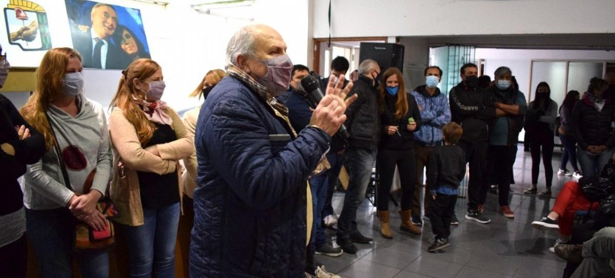 La Plata: el Partido Justicialista puso primera en la campaña del Frente de Todos