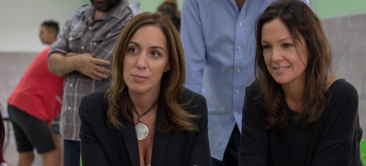 A puertas cerradas con la gobernadora Vidal: referentes de la Iglesia, preocupados por la paz social
