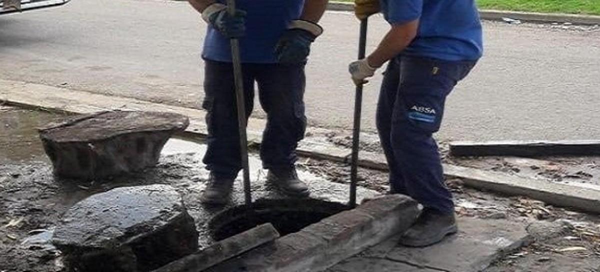 Siguen los boicots hidráulicos en La Plata: ahora, los descubrieron técnicos de Aguas Bonaerenses