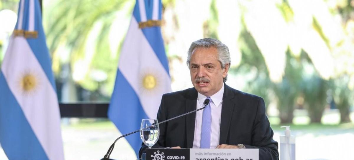 """""""Esto que nos pasa es producto de la Pandemia"""", dijo Fernández: aislamiento hasta el 17 de julio"""