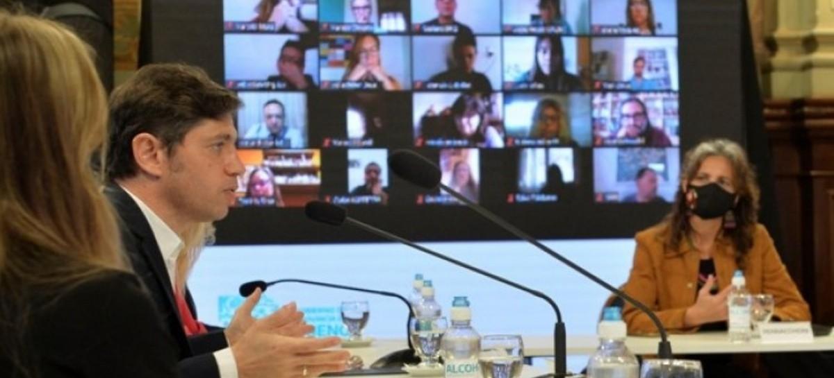 """""""Aulas del Bicentenario"""", nueva plataforma de aulas virtuales para las escuelas bonaerenses"""