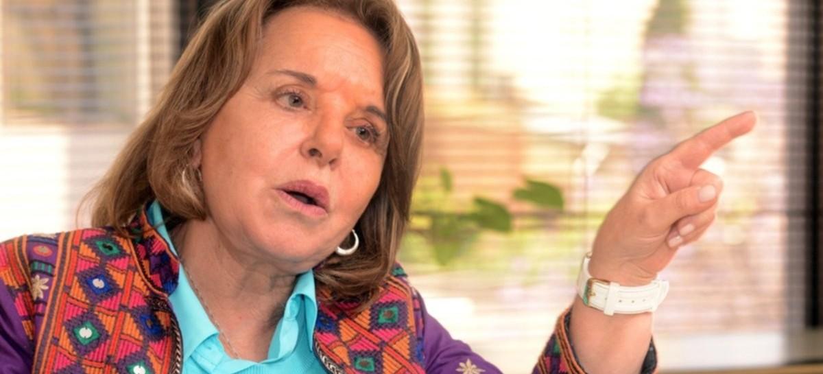 """""""Chiche"""" Duhalde no oculta sus intenciones de ser candidata a gobernadora bonaerense"""
