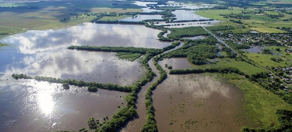 El interior bonaerense sufre las fuertes lluvias