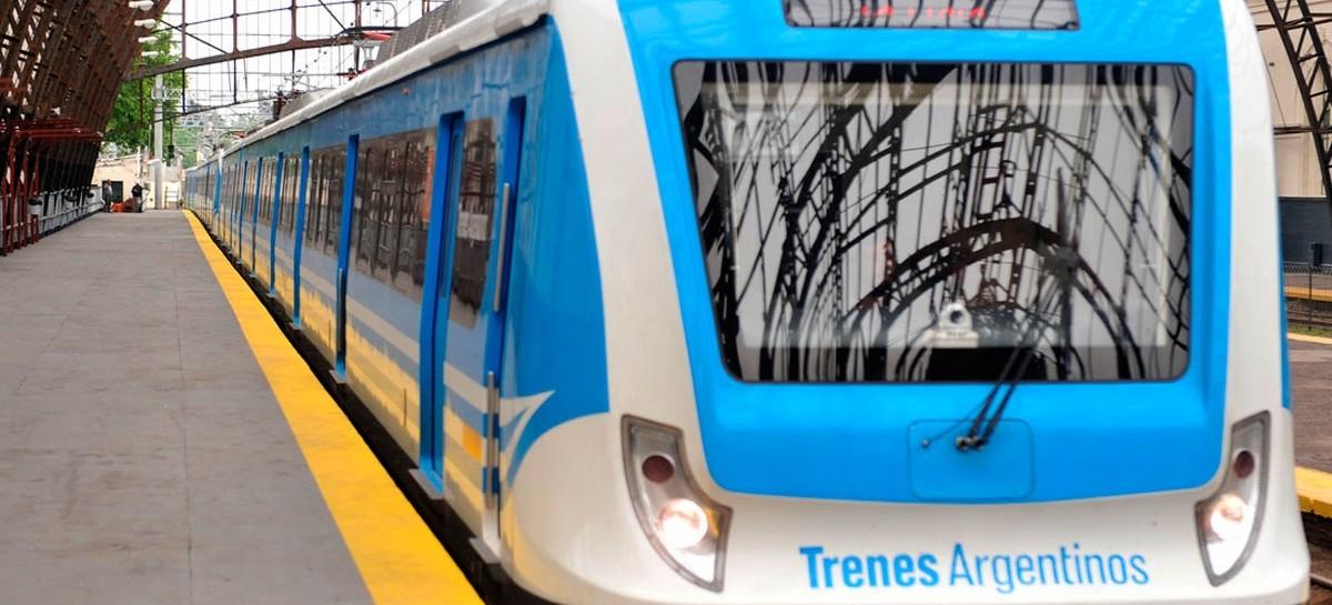 Realizarán obras en el Tren Roca entre La Plata y City Bell