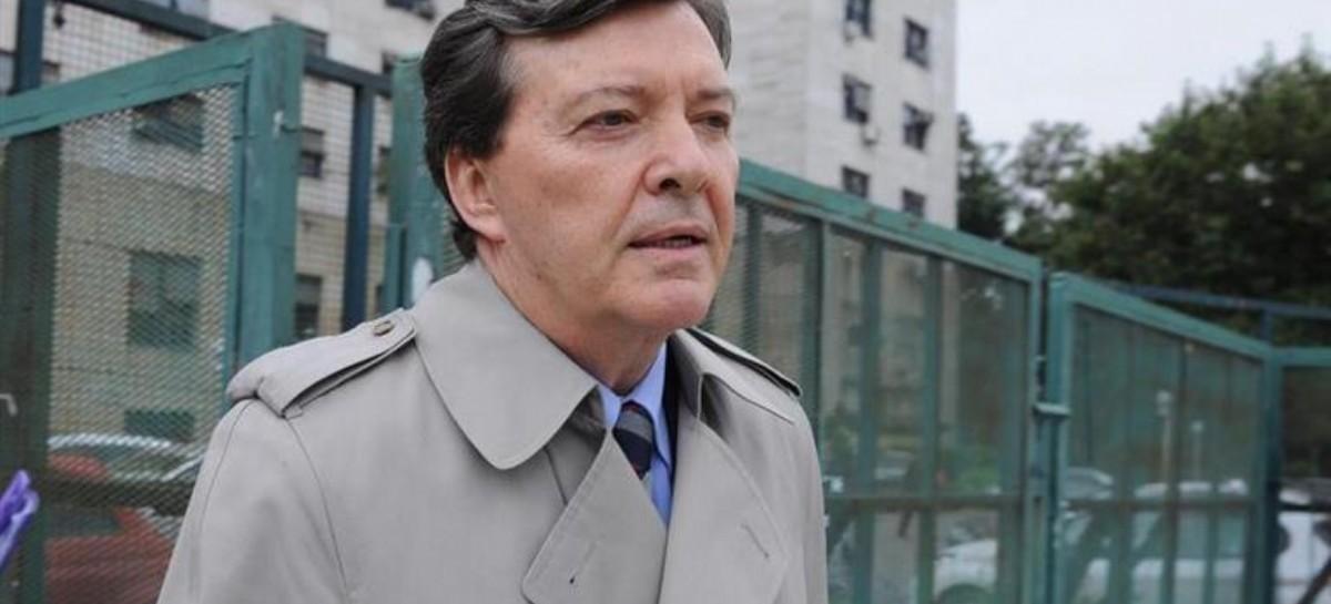 Detuvieron al exjefe del Ejército César Milani por secuestros durante la última dictadura . César Milani.
