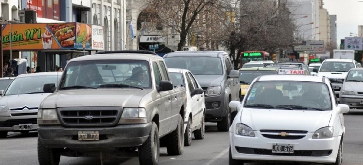 Viral: Pelea de tránsito en Bahía Blanca terminó a los golpes