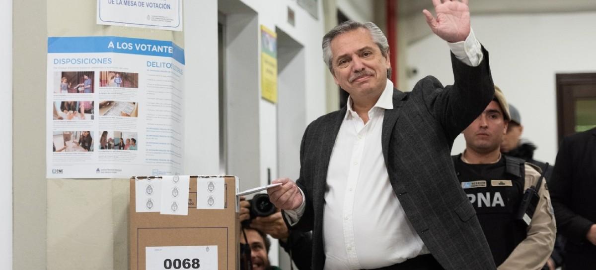 Paliza electoral del Frente de Todos a Juntos por el Cambio: Fernández a Macri y Kicillof a Vidal