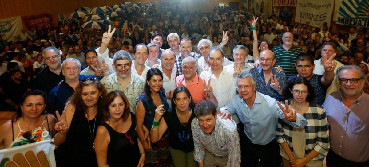 PARTICIPATORIO: la propuesta del Frente Grande a Alberto Fernández para el diálogo político y social