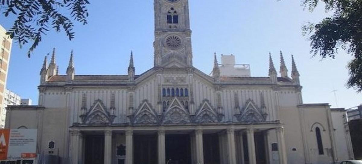 Roban la alcancía de la histórica Basílica San Ponciano de La Plata