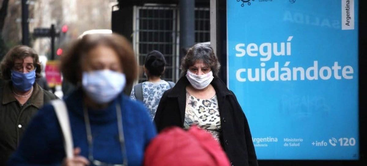 19-11-2020 // Coronavirus: el Gobierno nacional confirmó 186 muertes y 10.097 nuevos contagios