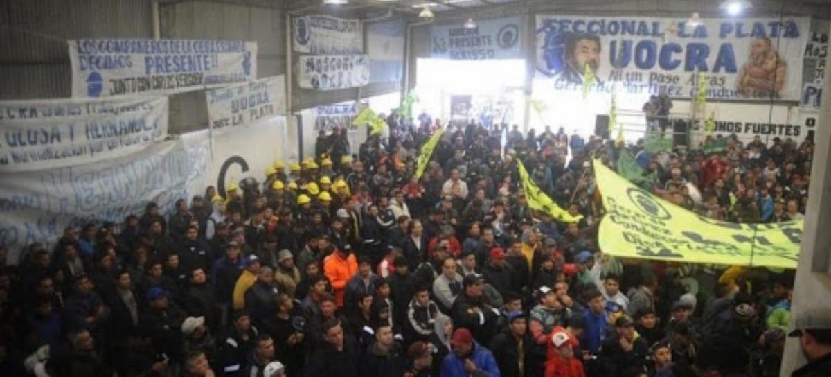 Dudas y más dudas en torno a la UOCRA La Plata: ¿Seguirá César Trujillo a cargo de la Intervención?